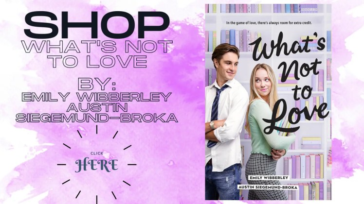 Shop What's Not to Love