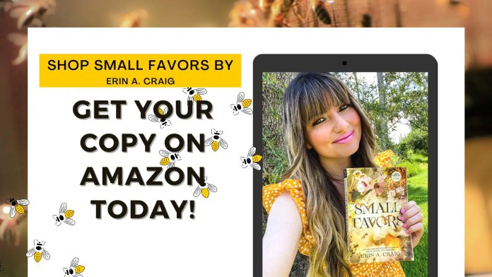 Order Small Favors by Erin A. Craig today