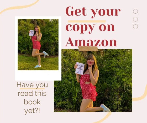 Get your copy of Kate in Waiting