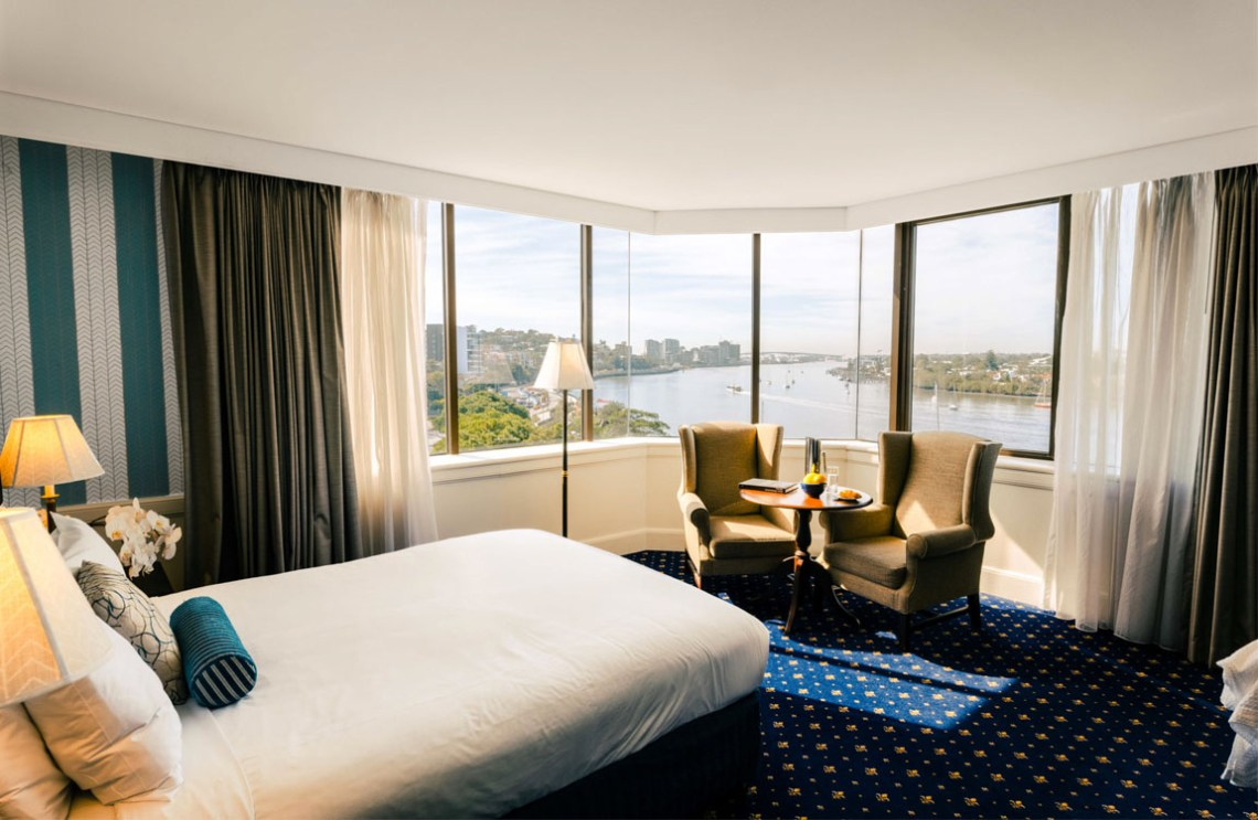 View Hotel - hotels near brisbane airport