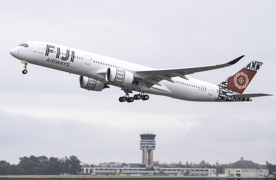 Fiji Airways Airbus A350-900
