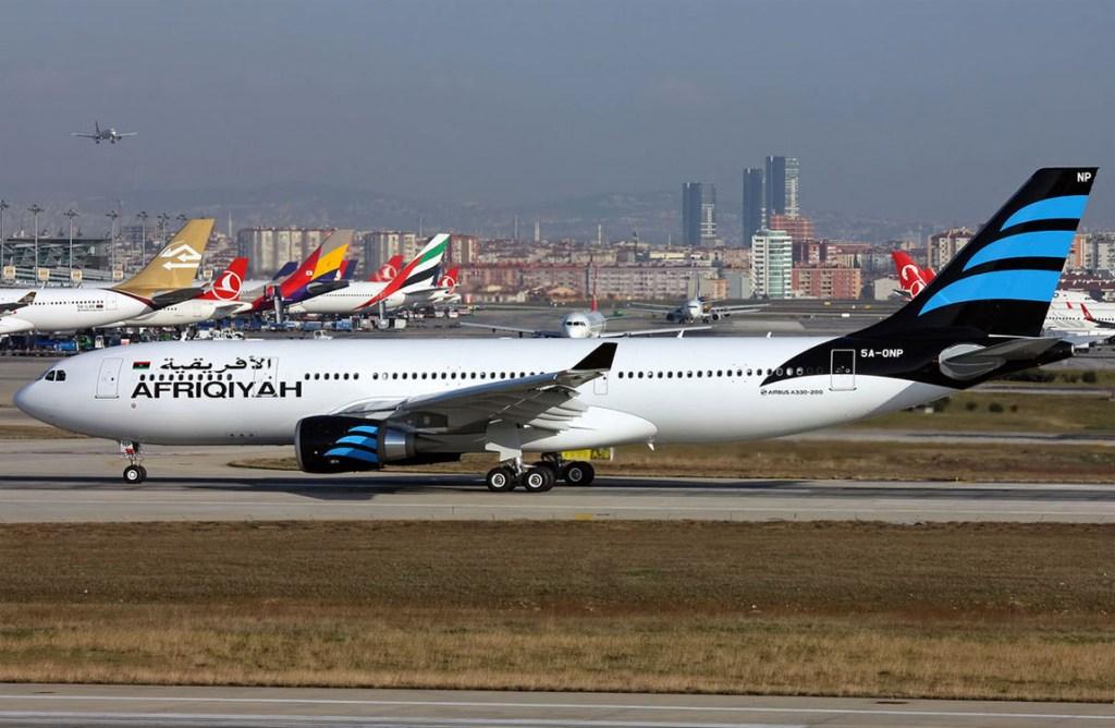 Afriqiyah Airways - Libyan Airline