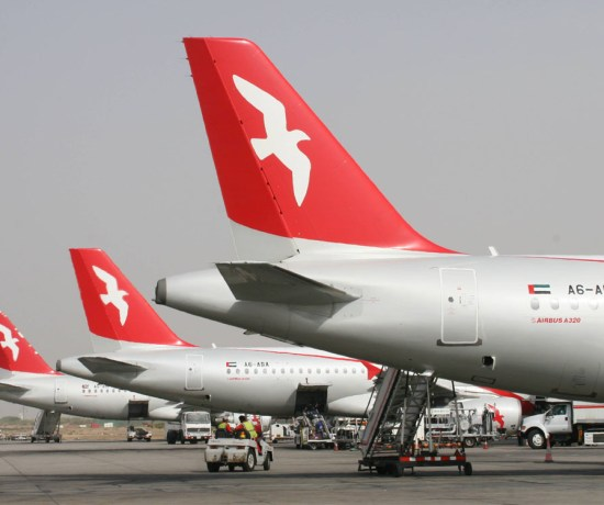 Air Arabia low cost airline