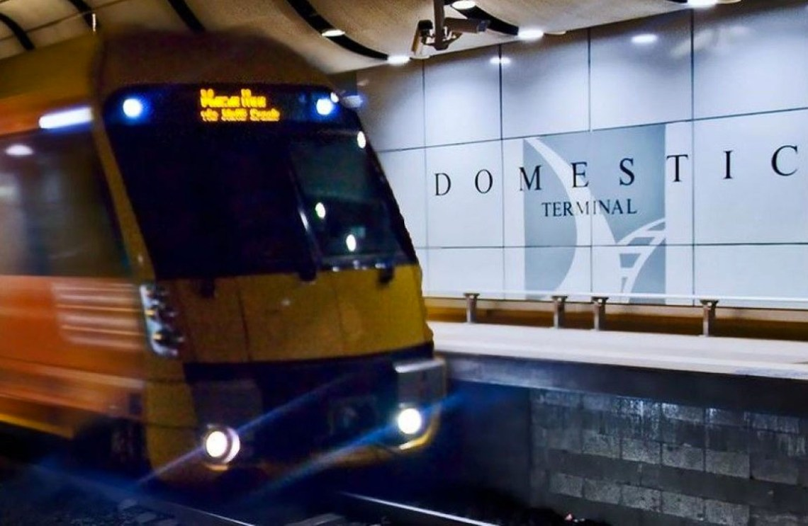 Sydney AirLink Domestic Terminal | How to get to Sydney Airport from Sydney City