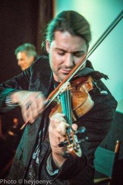 David's performance