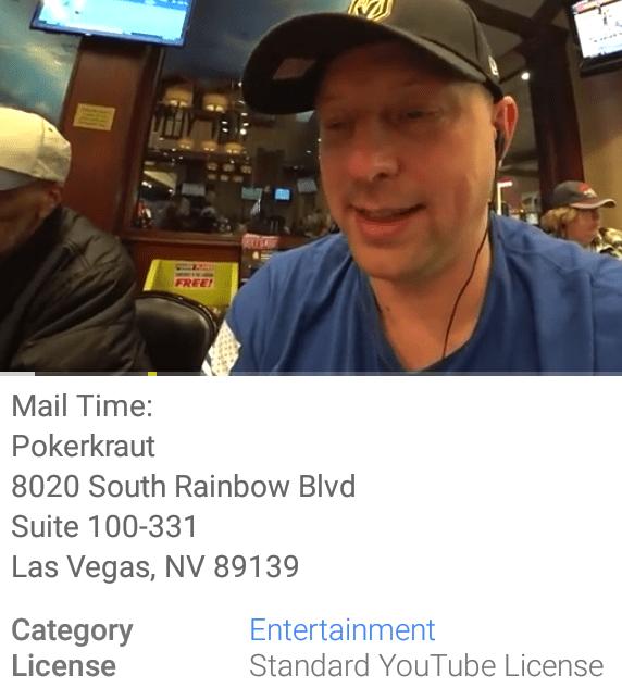 Winning in Las Vegas