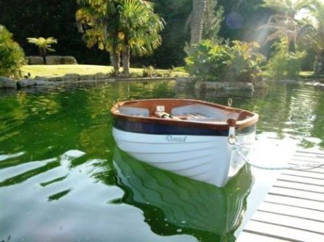 Heyland Dovetail Rowing Boat
