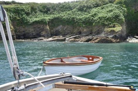 Heyland Dovetail Rowing Boat2