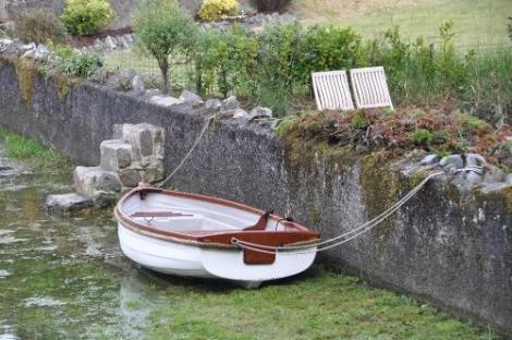 Heyland Dovetail Rowing Boat6