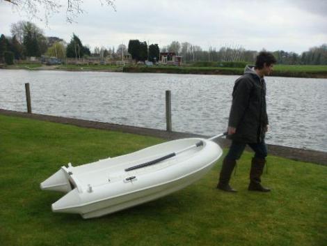 Heyland Neptune 200 Rowing Boat4