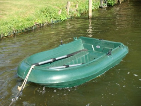 Heyland Neptune 200 Rowing Boat5