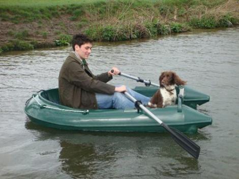 Heyland Neptune 220 Rowing Boat4