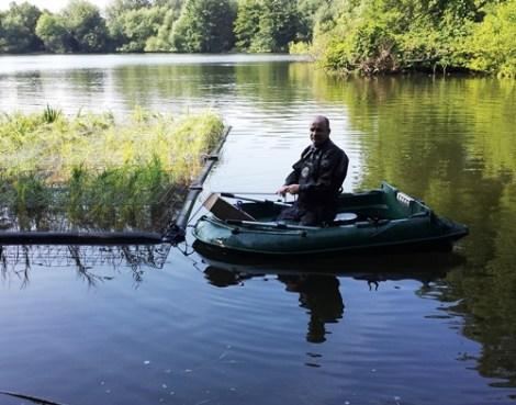 Heyland Neptune 220 Rowing Boat8