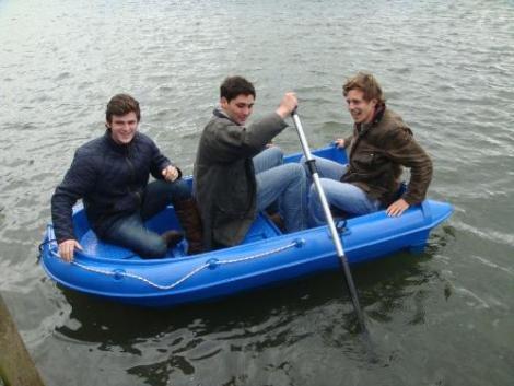 Heyland Neptune 250 Rowing Boat3