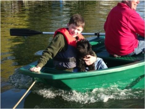 Heyland Sturdy 320 Rowing Boat4
