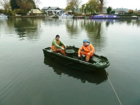Heyland Sturdy 350 Rowing Boat