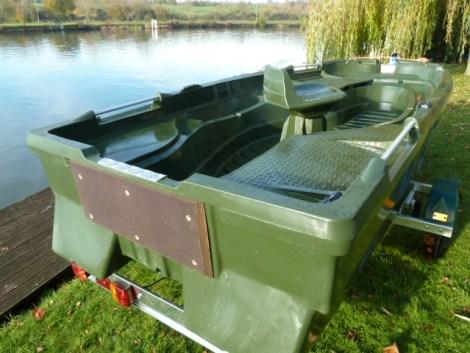 Heyland Sturdy 350 Rowing Boat2