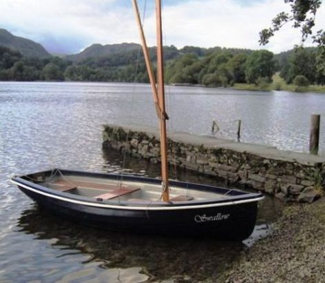Heyland Swallow Sailing Boat4
