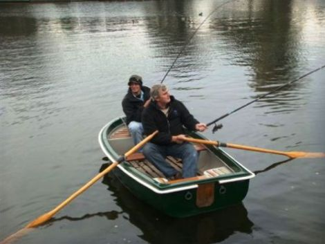 Heyland Swan Rowing Boat2