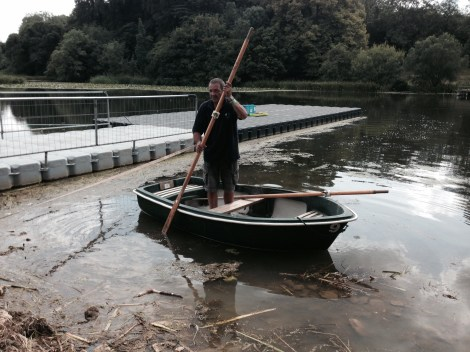 Heyland Swan Rowing Boat7