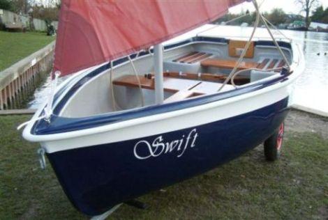 Heyland Swift Sailing Boat1