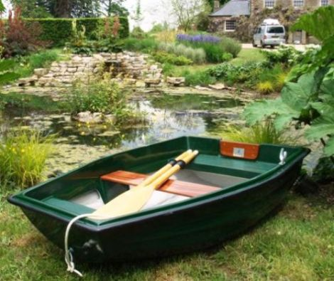 Heyland Tadpole Pond Boat1