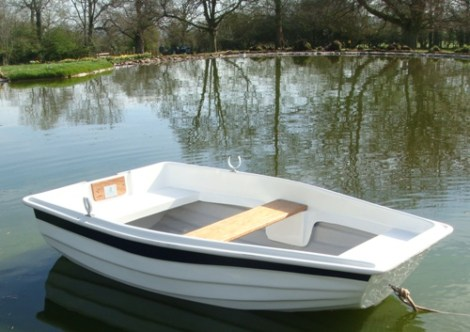 Heyland Tadpole Pond Boat8