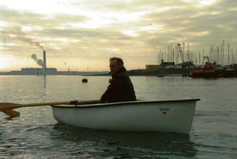 Heyland Toad Rowing Boat12