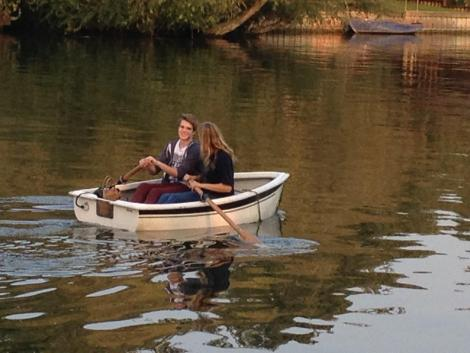Heyland Toad Rowing Boat16