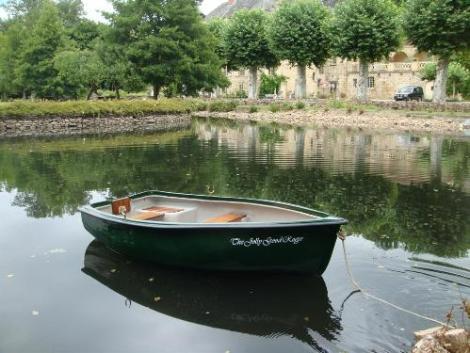 Heyland Toad Rowing Boat2