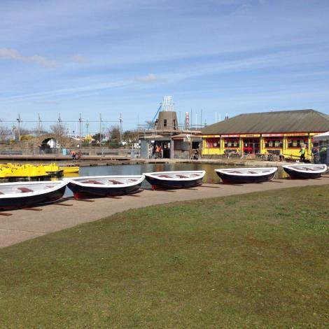 Heyland Trout Lake Boat13