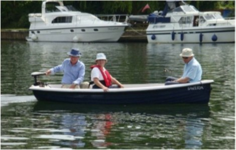 Heyland Trout Lake Boat4