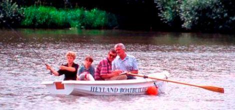 Heyland Trout Lake Boat6