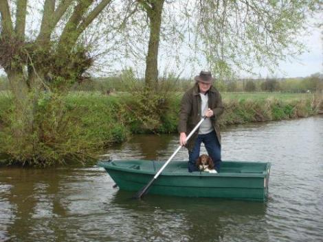Heyland Sturdy Rowing Boat250