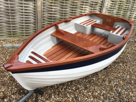 Heyland Dovetail Rowing Boat19