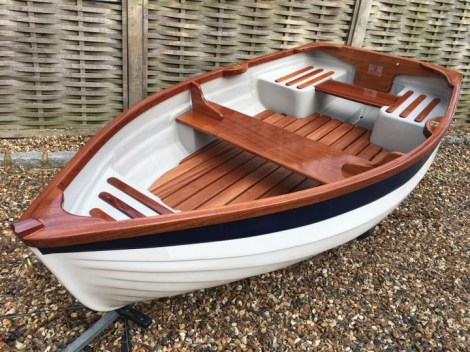 Heyland Dovetail Rowing Boat19