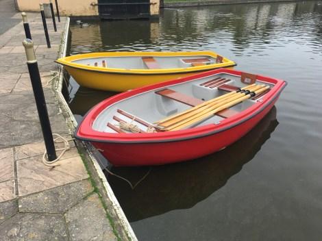 Heyland Swan Rowing Boat13