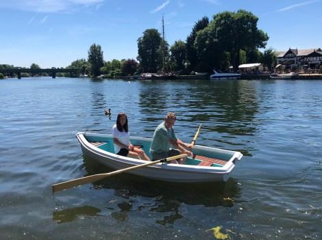 Heyland Trout Lake Boat22