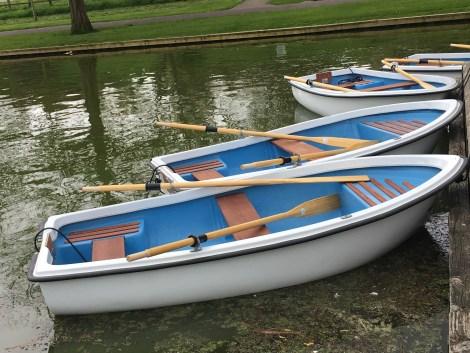 Heyland Swan Rowing Boat15