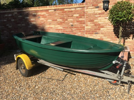 Heyland Kingfisher 300 Hire Boat
