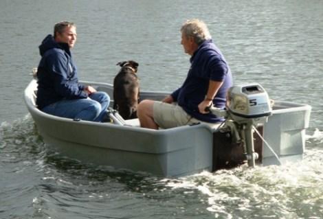 Heyland Kingfisher 380 Hire Boat2
