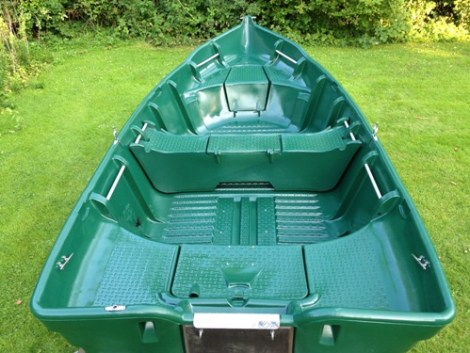 Heyland Kingfisher 430 Hire Boat3