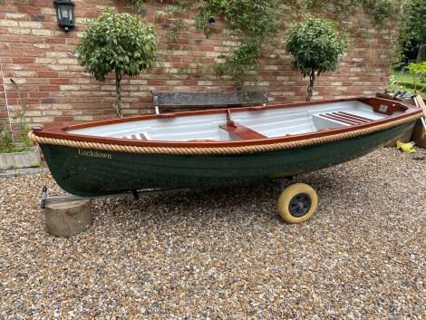 Heyland Duchess Rowing Boat33