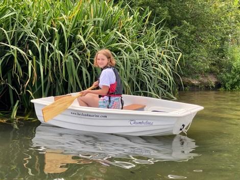 Heyland Tadpole Pond Boat17