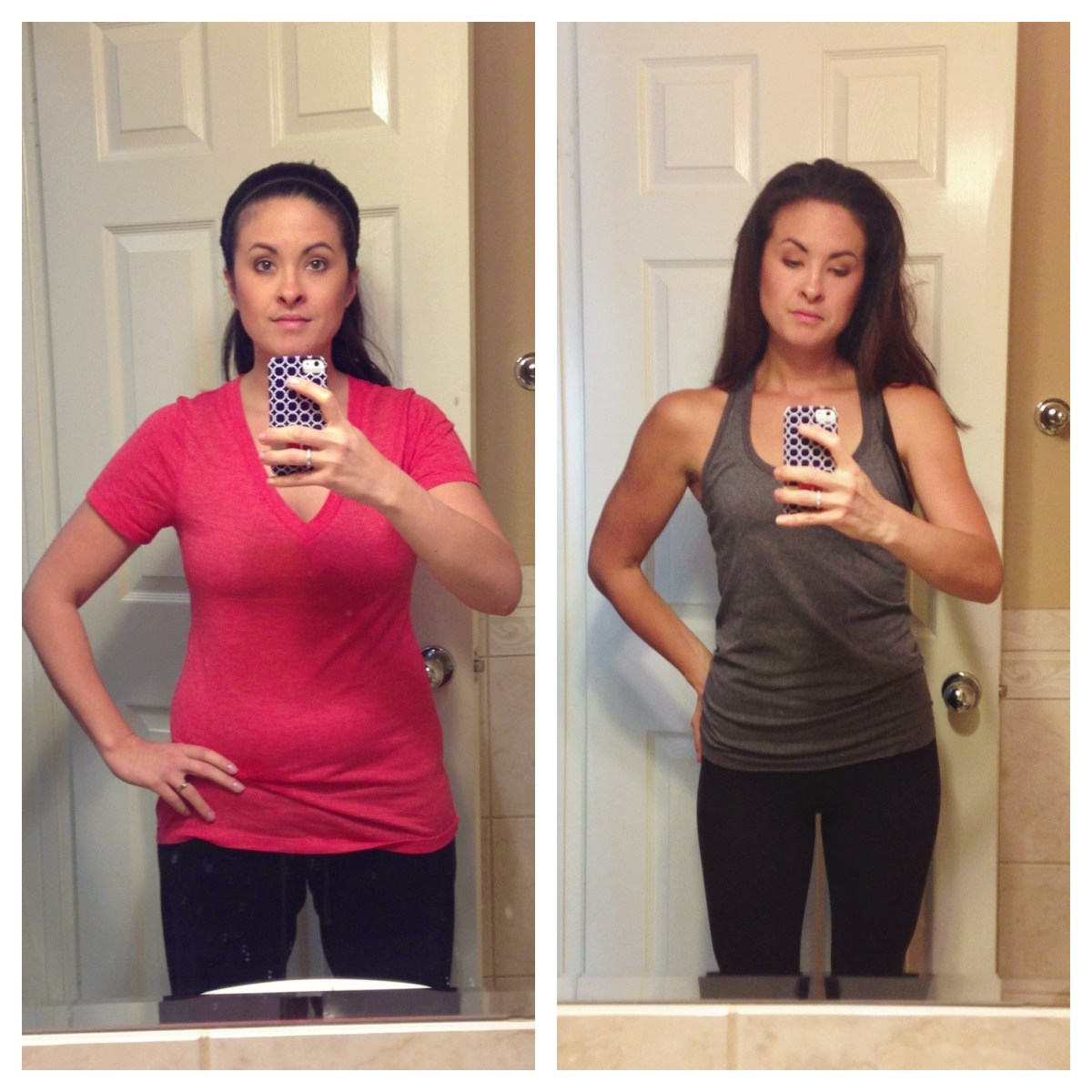 advocare meal replacement shake before after