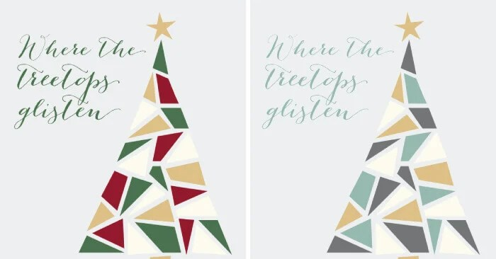 photo relating to Christmas Tree Printable identified as Xmas Tree Printable - Hey, Will allow Generate Things