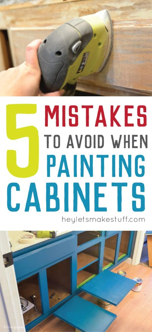 painting mistakes pin image