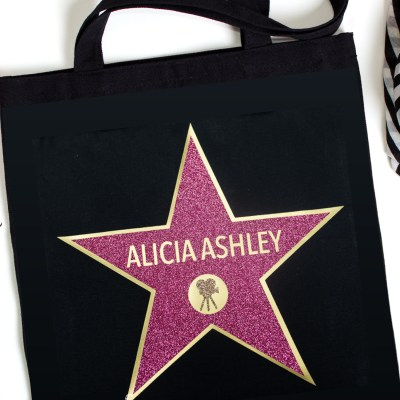 Hollywood Walk of Fame Swag Bag for Oscars Parties