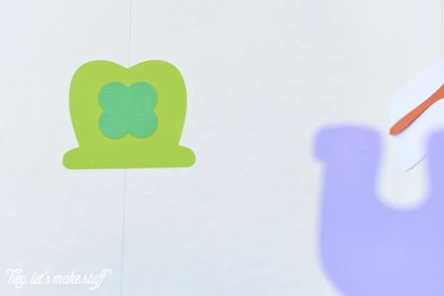 Lucky Charms cut files (for Cricut or Silhouette) are perfect for St. Patrick's Day or other lucky decor and projects!
