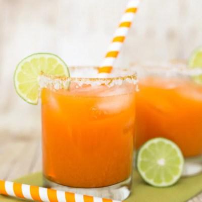 Zesty Carrot Margarita